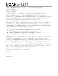 Cover Letter Example Accounting Sample Cover Letter Accountant Bunch