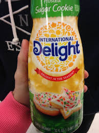 And if you are a fan of starbucks (like me!), then you already know that this is a super exciting release. I Tried The Frosted Sugar Cookie International Delight Coffee Creamer For Free And Is Ok T International Delight Coffee Creamer Coffee Creamer Sugar Cookie