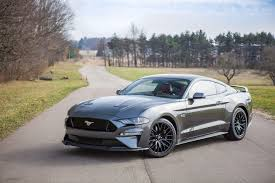 Light Grey Mustang 2018 Ford Mustang Gt Long Term Review A Lot To Love And A
