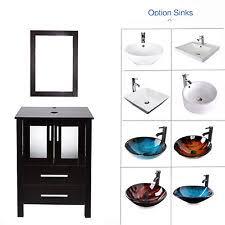 bathroom vessel sink vanity. bathroom vanity cabinet 24\ vessel sink t
