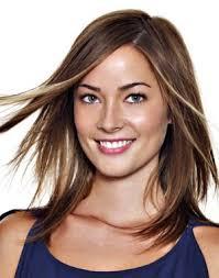Belle Coupe Cheveux Femme Mi Long Effile