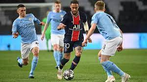 Two-faced PSG slump to 2-1 home defeat against Manchester City