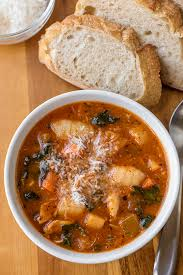 Image result for soup and bread