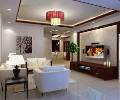 Simple False Ceiling Designs For Small Living Room