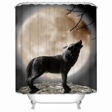 Dog Bathroom Accessories Wolf Bathroom Decor Bathroom Design Ideas