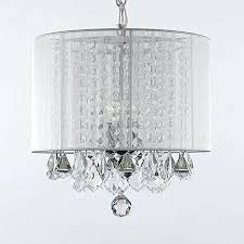 chandelier plug in crystal chandelier with large white shade x plug in chandelier hanging chandelier plug chandelier plug in