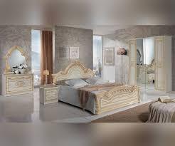 italian bedroom sets furniture. MCS Selene Cream Finish Italian Bedroom Set With 4 Door Wardrobe Sets Furniture Q