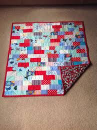 19 best Project Linus UK Quilts and Blanket images on Pinterest ... & Ruth has made another of her famous quilts using up leftover pieces of  binding. And Adamdwight.com