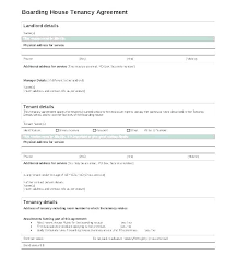 Basic Lease Agreement Home Lease Agreement Luxury Basic Tenancy Template For House