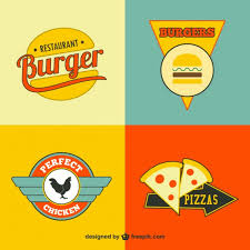 fast food restaurants logos.  Logos Fast Food Restaurant Logos Free Vector With Food Restaurants Logos O