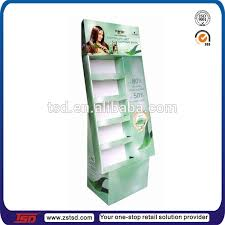 Retail Product Display Stands TSDM100 Custom Retail store high quality floor hair gel display 29