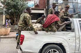 الخرطوم تستدعي سفيرها في إثيوبيا بعد رفض وساطتها بشأن إقليم تيغراي