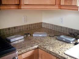 under countertop lighting. Plan Location And Spacing Under Countertop Lighting I