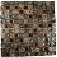 35 home depot mosaic floor tile jeffrey court silver chain 12 in x 12 in x 8 mm metal loona com
