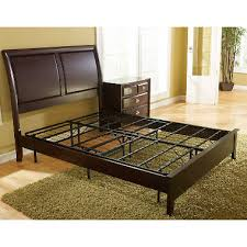 king metal platform bed.  Metal Classic Dream Steel Box Spring Replacement Metal Platform Bed Frame Cal  King Intended