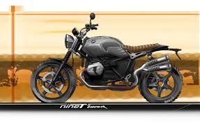 bmw r nine t scrambler bike is out of the box bmwcoop