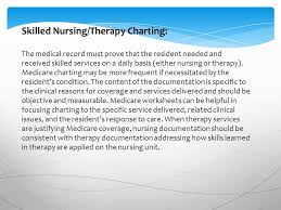 Skilled Nursing Charting Examples Documentation In The Long Term Care Facility Documentation