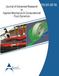 Applied Mechanics And Design Journal Of Advanced Research In Applied Mechanics