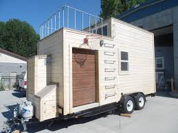 cost of building a tiny house. The Wildcard Of Our Selection, Man Cave Tiny House Costs Only $42,830 Cost Building A