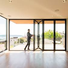 glass bifold doors. BiFold Doors, Accordion, Folding Glass, Multi Slide, Swing Doors \u0026 Windows | LaCantina Glass Bifold