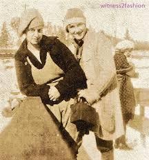 Dorothy Dot Barton in 1921 | witness2fashion