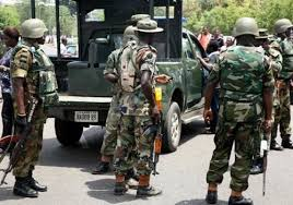 Image result for soldiers bornu