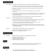 Graphic Design Resume Examples Graphic Design Resume Samples Entry ...