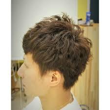 メンズナチュラルスパイラルパーマ Ruler Hair Dressingルーラーヘア