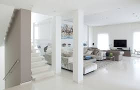 White Living Room Punk Modern White Living Room Wallpaper By Hd Wallpapers Daily