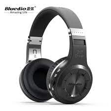 Bluedio H + Bluetooth Kulaklık Bluetooth Kulaklıklar Kablosuz + Kablolu  çift Modu Için Android/IOS Sistemi