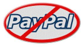 Image result for paypal freeze account