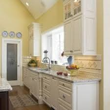 yellow kitchen color ideas. Benjamin Moore Weston Flax - What We Have In Current House, Use Also New House Living/dining Room Yellow Kitchen Color Ideas I
