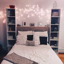... Breathtaking Teenage Room Decor Stores Room Decor Diy White Bedcover  With Pillow And Cupboard ...