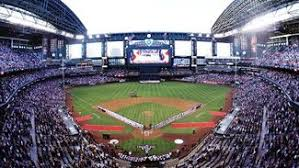 Chase Field Az Seating Chart Arizona Diamondback Stadium Places Visited In 2019 Chase