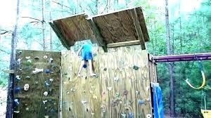 climbing wall outdoor outdoor climbing wall climbing wall outdoor climbing wall swing set with rock climbing