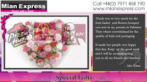 gifts to stan gift courier service middle east