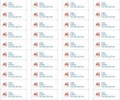 Avery Return Label Templates Ukranagdiffusion Amazing Address Label Templates