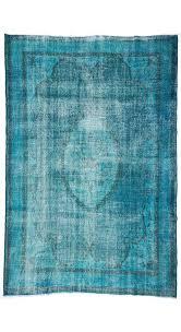 overdyed turkish rug 7 2 x 10 7 220 cm x 327 cm