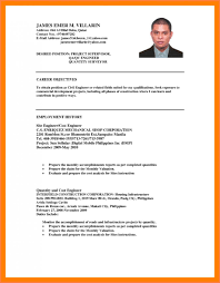 Career Objectives Resume Example Objective For Software Engineer