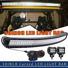 Maverick X3 Light Bar Wiring