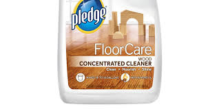 >pledge floorcare wood concentrated cleaner review