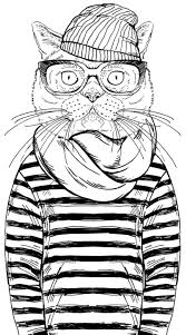 Small Picture Best Coloring Books for Cat Lovers Coloring books Cat and Adult