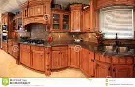 Of Beautiful Kitchen Beautiful Kitchen Panorama Stock Images Image 5845014