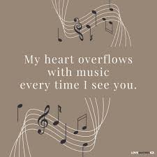 I Love You' Quotes For My Husband Inspiration Musical Love Quotes