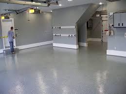 garage floor paint garage interior