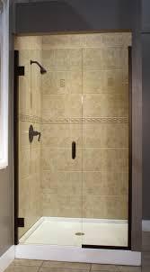 bathroom frameless shower cost splendid beautiful glass shower door s ideas bathroom with bathtub