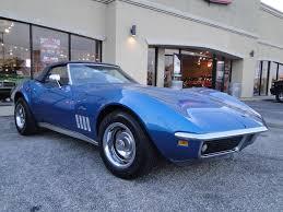 chevrolet corvette stingray 1969. Plain 1969 1969 Chevrolet Corvette Stingray Convertible Convertible Glen Burnie MD Inside 9