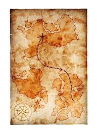 old treasure map vinyl wall mural cheese and dairy s