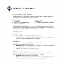 Usajobs Resume Magnificent Sample Usajobs Resume Resume Builder Tool Resume Builder Tool For