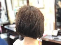 50代女性ヘアスタイルでなりたい自分のイメージ像 くせ毛